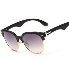Encontrar Más Gafas de Sol Información acerca de Vintage Aviator Gafas De  Sol mujeres 2015 verano 68045e3c5c2c