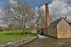 The Old Mill  Lower Slaughter, Cotswold, UK