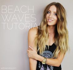beach waves tutorial