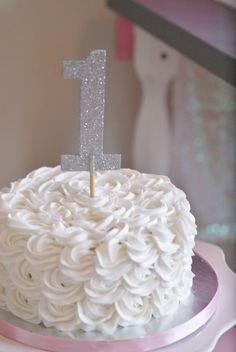 Cake from a Swan Lake Ballerina Birthday Party via Kara's Party Ideas KarasPartyIdeas.com (9)