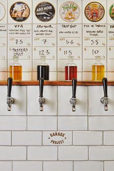 Kaper Design; Restaurant & Hospitality Design Inspiration: Garage Project