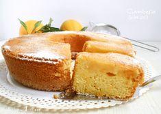 La ciambella aranciosa è un dolce, come dice il nome, con un gusto intenso di arancia e con una golosa crema all'arancio senza latte che la rende .....
