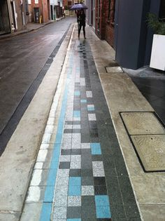 HASSELL | Projects - City East Laneways Revitalisation – Earl Place