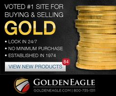 Business Stuff: Buy gold & silver safely with Golden Eagle Coins