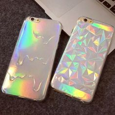 Holographic phone covers in these 2 designs for iphone 5, 5s / 6 / 6s will be brought to the flea at SCAPE on 20 June too! I won't be displaying them though so do let me know on that day if you wanna purchase them! Will be sold at $11 each~