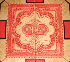 Board Game Box, Board Game Design, Game Boards, Vintage Type, Vintage Fonts, Vintage Stuff, Hand Drawn Type, Vintage Board Games, Lost Art