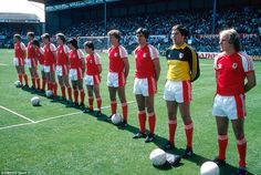 Golden Years: From Cardiff glory to Wrexham giantkilling, John Charles to Ryan Giggs. With Welsh football on a high, Sportsmail looks back at some special memories Wales Football Team, Welsh Football, Football Kits, Terry Yorath, Brian Flynn, Mickey Thomas, Welsh Rugby, Retro Football Shirts
