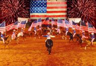 Dixie Stampede, Pigeon Forge, TN. Best food & show!