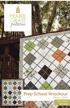 Diary of a Quilter - a quilt blog: Prairie Grass Patterns