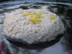 Tejmentes RICOTTA (túró) házilag Egg Replacement, Ricotta, Fondant, Grains, Vegan Recipes, Paleo, Dairy, Eggs, Cheese