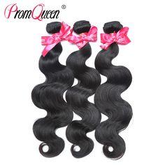 Rosa Hair Products Grade 7A Peruvian Virgin Hair Body Wave 100% Unprocessed Peruvian Human Hair Weave Bundles Grade 7A