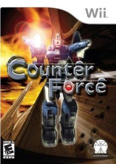 Counter Force - Nintendo Wii