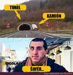 Le Tunnel, Keep Smiling, Memes, Haha, Mens Sunglasses, Funny, Pictures, Style, Trucks