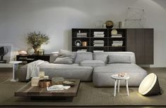 Modernes Sofa CLOUD by Francesco Rota  LEMA Home  Perfect to make your couch suit your desires.
