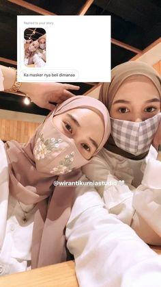 Stylish Hijab, Casual Hijab Outfit, Ootd Hijab, Muslim Fashion, Hijab Fashion, Diy Wedding Video, Hijab Tutorial, Workwear Fashion, Instagram Story Template