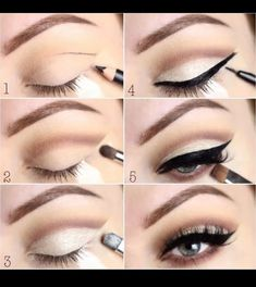 If you would like transform your eyes and also increase your appearance, finding the best eye make-up tips and hints can help. You'll want to make certain you wear make-up that makes you look even more beautiful than you already are. Makeup Goals, Love Makeup, Makeup Inspo, Makeup Inspiration, Makeup Tips, Makeup Products, Makeup Ideas, Perfect Makeup, Makeup Hacks