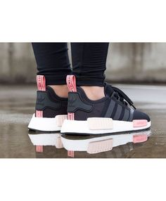 1ab081078 Cheap Adidas NMD R1 Salmon Pink Nemra Womens Cheap Adidas Trainers