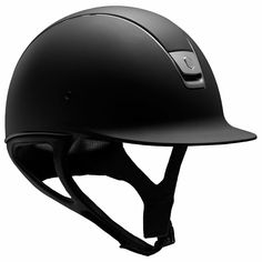 Samshield Shadow Matt Helmets combine style, comfort and safety into a sophisticated equestrian riding helmet. Made of strong Polycarbonate with a matt coated shell and a distinctive matching top pane