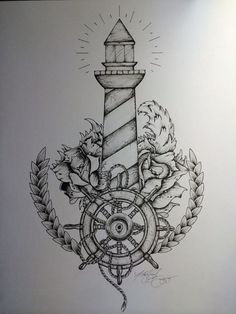 Would love for a forearm tattoo: TattooDesigns - Tattoos - . - Would love for a forearm tattoo: TattooDesigns – Tattoos – - Jj Tattoos, Neue Tattoos, Anchor Tattoos, Future Tattoos, Forearm Tattoos, Body Art Tattoos, Tattoo Drawings, Sleeve Tattoos, Cool Tattoos