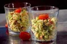 Der Rohkost-Klassiker aus dem Thermomix® in abgewandelter Form: Hier geht es zum Rezept für Brokkolisalat mit Feta und Walnüssen