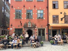 GamlaStan (the Old Town), is one of Europe's largest and best preserved medieval city centers. It is one of Stockholm's foremost attractions, filled with historical remnants, restaurants, cafés and shopping.