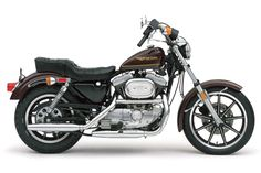 The harley-davidson softail family grows in a new direction for 2008 with the introduction of the fxcw rocker and fxcwc rocker c. Harley Davidson Sportster, Hd Sportster, Sportster Motorcycle, Custom Sportster, Motorcycle Garage, Harley Davidson History, 2008 Harley Davidson, Amf Harley, Harley Bobber