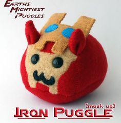 Earths Mightiest Puggles - Iron Puggle by *callykarishokka on deviantART
