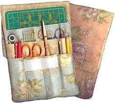 learn how to sew this travel case