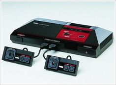 sega master system - 1 of the crappiest game systems ever.