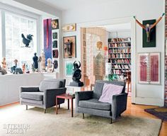 What draws you to this space?