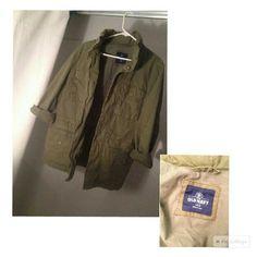 Mens Green Parka Old Navy Green mens parka old navy great condition Old Navy Jackets & Coats