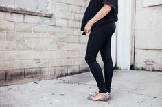 Possibly the most comfortable #maternityjeans from GAP