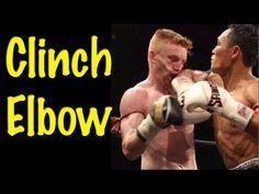 Clinch Elbow Technique | Muay Thai Elbow Strike - YouTube