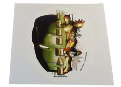 Iron Man 3 Edible Cake Decoration - Package of 6 Edible Transfers. * You can get more details at - baking decorations