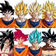 Dragon Ball Gt, Dragon Z, Dragon Ball Image, Foto Do Goku, Manga Anime, Dbz, Manga Dragon, Super Anime, Ball Drawing