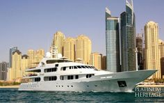 Looking to buying Yachts In Dubai or are looking for Boats For Sale Dubai, you can find a number of options. Boats for rent and rental yachts are easily available in Dubai. Dubai Hotel, Dubai Mall, Dubai Tourist Attractions, Benetti Yachts, Dubai Buildings, Dubai Activities, Desert Safari Dubai, Yacht Cruises, Dubai Travel