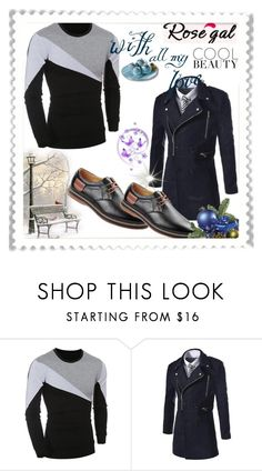"""37. Fashion for men"" by selmina ❤ liked on Polyvore featuring men's fashion and menswear"