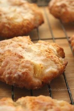 Baked Apple Fritter  Gluten Free