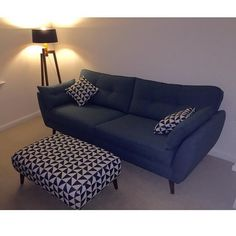 In love with my new French Connection Sofa! DFS Waterlooville Thank you!! I #mydfs I http://www.dfs.co.uk/zinc/3-seater-sofa-zinc#ampViewer#4xhAGJX7g0y2mF61.97