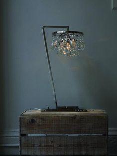 arctic pear table lamp - OCHRE