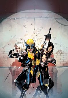 All-New Wolverine Vol 1 6 | Marvel Database | Fandom powered by Wikia