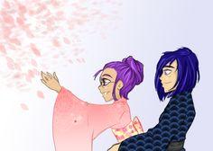 Sakura by justaminuet