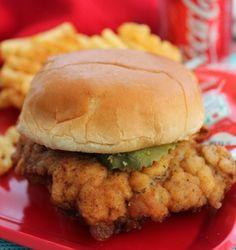 chik-fil-a Chicken Sandwich
