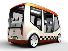 Taxi Concept Prague Taxi Car