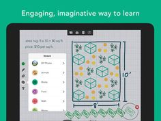Scoodle Jam - great iPad app for Project Based Learning for Learn Art, Project Based Learning, Diy Stickers, Diy Photo, Graphic Organizers, Itunes, Classroom, Teacher, Ipad App