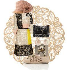 Romancing the lace Romance, Lace, Polyvore, Fashion, Romance Film, Moda, Romances, Fashion Styles, Racing