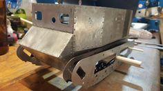 Little Willie 1-18th scale aluminium model