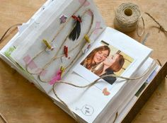 DIY: Ein Abschiedsbuch für die beste Freundin Ideen und Inspirationen #ideen #inspiration #diy #abschied #saygoodbye #bestfriends #gift #ideas #giftideas #foto