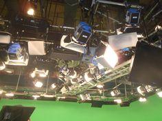lighting non sense @ global news in burnaby