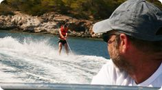Blue Cruise activities: Enjoy waterskiing during your luxury gulet cruise